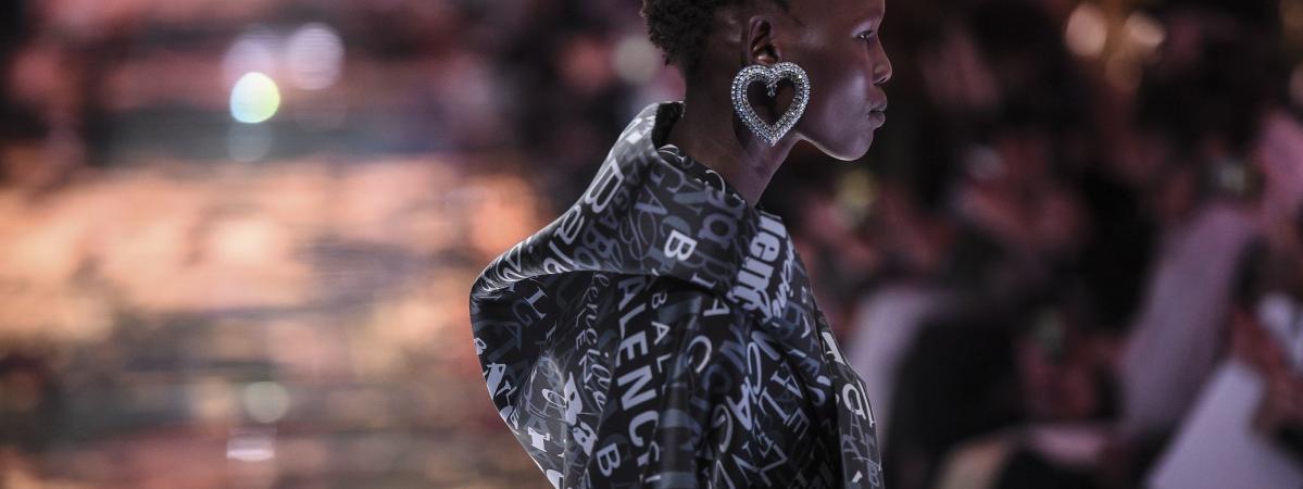 WeekBalenciaga Les Vêtements Présente Du 3d Fashion En Futur 54Scjq3ARL