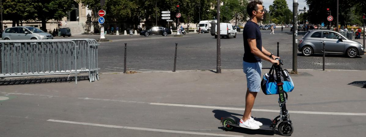 Comment les trottinettes électriques ont envahi les grandes villes (et leurs trottoirs)