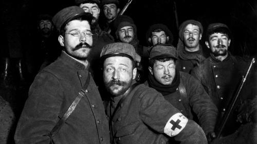 """De """"l'obusite"""" au stress post-traumatique : comment les malades de la Grande Guerre ont fait avancer la psychiatrie"""