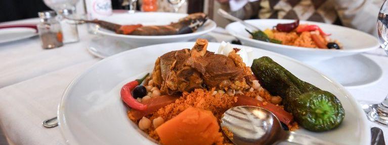 Gastronomie Et Le Meilleur Couscous Au Monde Est Tunisien