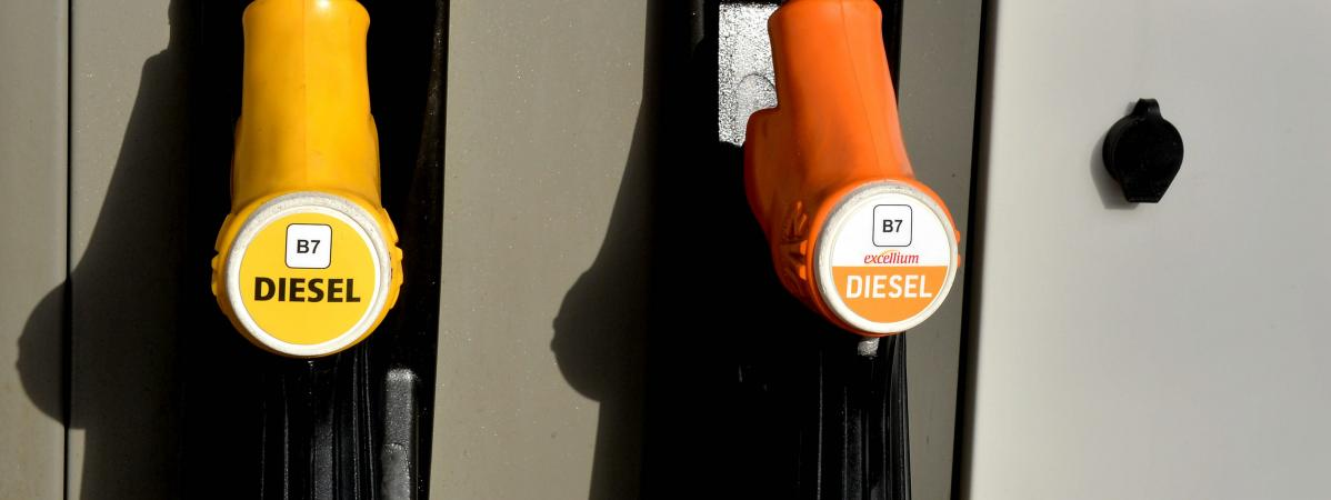 Nouvelle appellation des carburants 15912423