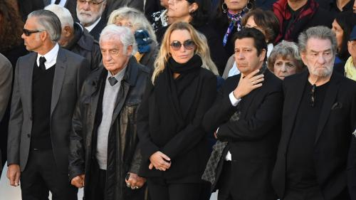 DIRECT. Emmanuel Macron arrive aux Invalides : regardez l'hommage national à Charles Aznavour