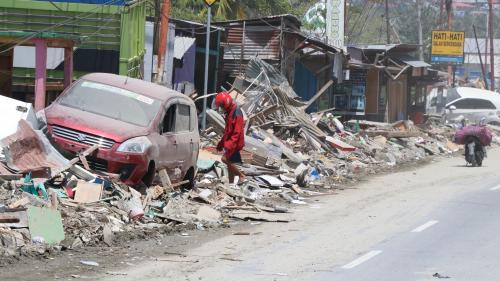 Indonésie : 5 000 personnes portées disparues Nouvel Ordre Mondial, Nouvel Ordre Mondial Actualit�, Nouvel Ordre Mondial illuminati