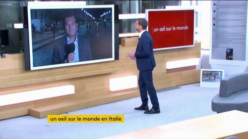 VIDEO. Rome : Rencontre entre Matteo Salvini et Marine Le Pen