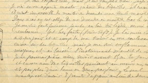 Adieu Avenir Une Lettre De Rimbaud à Sa Soeur De 1891