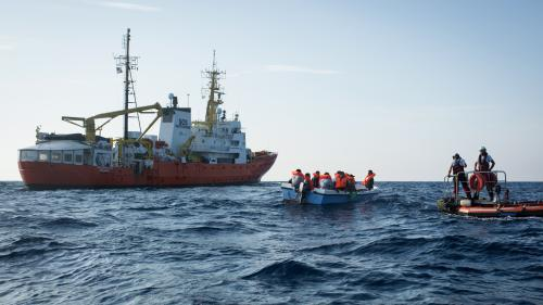 Migrants : l'Aquarius définitivement à quai
