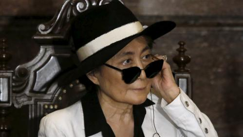 "VIDEO. Quarante-sept ans plus tard, Yoko Ono chante une nouvelle version de ""Imagine"""