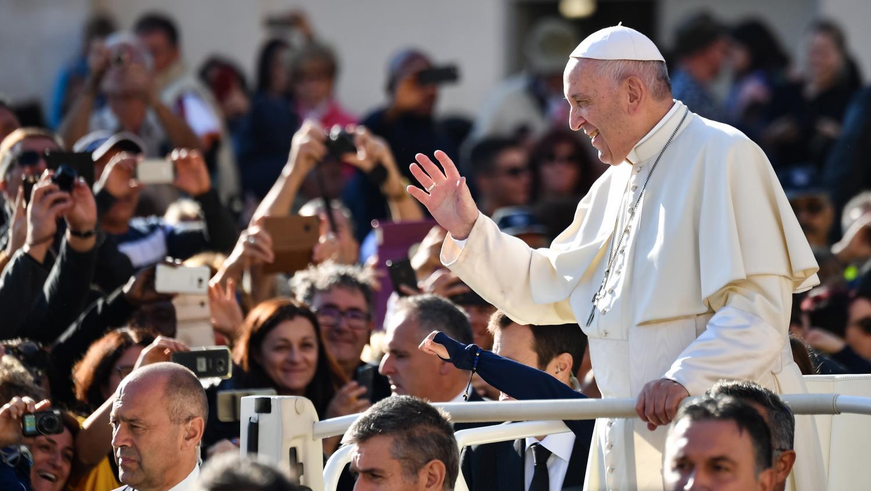 propos du pape sur l 39 avortement une culpabilisation qui n 39 est pas du tout n cessaire l. Black Bedroom Furniture Sets. Home Design Ideas