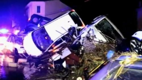 VIDEO. Baléares : inondations meurtrières sur l'île de Majorque