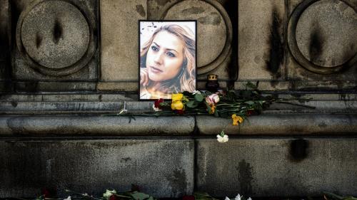 a5b7df950200 Meurtre d une journaliste bulgare   un suspect arrêté en Allemagne, le motif  professionnel