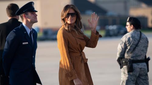 """Melania Trump demande des """"preuves tangibles"""" aux victimes d'harcèlement et d'agressions sexuelles"""