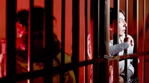 Les grévistes de l'hôpital psychiatrique Pinel s'enchaînent aux grilles de l'ARS
