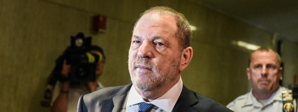 Harvey Weinstein obtient l'abandon d'une des six charges le visant