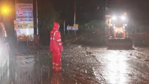 Intempéries dans le Var : un corps retrouvé dans une voiture emportée en mer