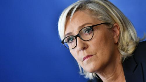 Une enquête ouverte contre Marine Le Pen pour avoir publiée sur Twitter une demande d'expertise psychiatrique