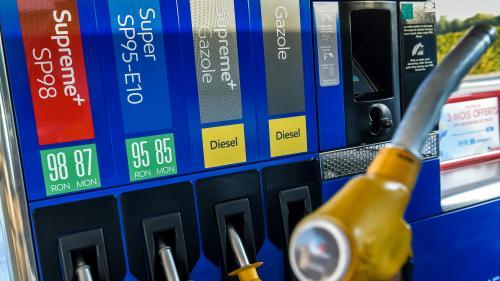 Carburants : pourquoi les prix de l'essence et du diesel sont à nouveau au plus haut
