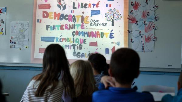 Atteintes à la laïcité: un millier de cas signalés et 400traités entre avril et juin dans les établissements scolaires