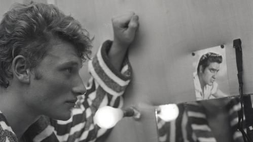 Johnny Hallyday : une expo photos de l'idole des jeunes dans les sixties