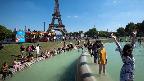 Météo : 29 °C attendus à Bayonne, 28 °C à Bordeaux, 27 °C à Paris... La journée de samedi va être exceptionnellement chaude