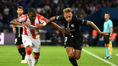 Une enquête ouverte sur des soupçons de match truqué lors de la rencontre PSG-Etoile rouge Belgrade