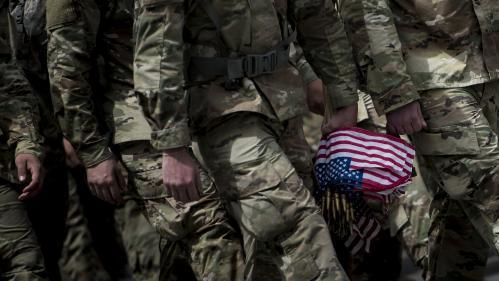 Un tiers des jeunes Américains désireux de s'enrôler dans l'armée sont trop gros pour le faire