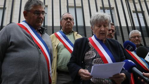 """Indre : La fermeture de la maternité du Blanc est une """"machination"""" des autorités dénonce la maire"""