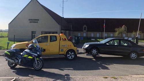 """Nord: il roule à 174km/h sur une départementale pour """"manger son Mc Do chaud"""""""