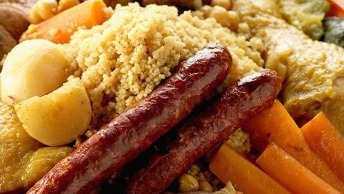 L'histoire à la carte. Les accords d'Évian et les spécialités culinaires du Maghreb