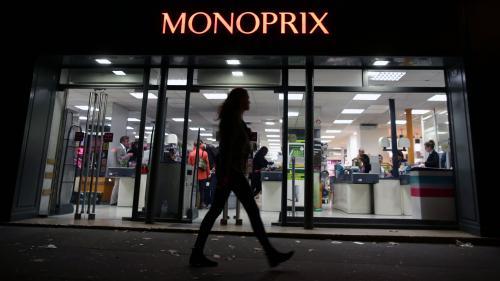 INFO FRANCE INTER. Monoprix reste ouvert après 21 heures à Paris et en zone touristique internationale