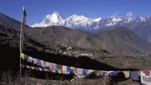 Himalaya : l'incroyable ascension