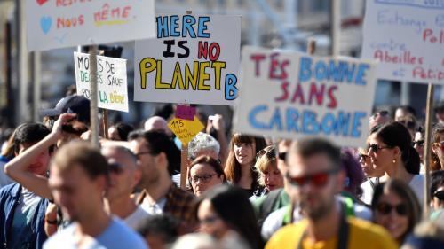 CARTE. Découvrez où ont lieu les 63 marches pour le climat organisées aujourd'hui dans toute la France