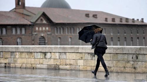 """L'Aveyron et la Haute-Garonne rejoignent les quatre départements placés en vigilance orange """"pluie-inondation"""" et """"orages"""""""