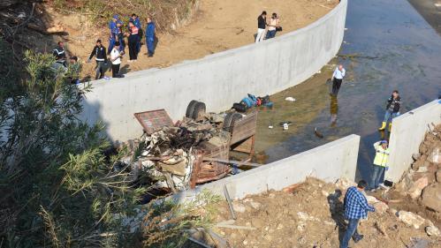Turquie : 22 migrants, dont des enfants, meurent dans un accident de la route