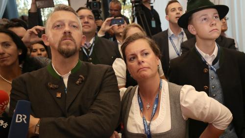 Elections en Bavière : revers historique des alliés de Merkel, l'extrême droite entre au parlement régional