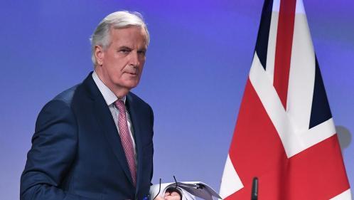 Brexit : les négociateurs européens et britanniques ne sont pas encore parvenus à un accord