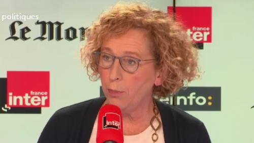 """DIRECT. Regardez """"Questions politiques"""" avec Muriel Pénicaud, ministre du Travail"""