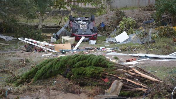 Des crues sans précédents, de nombreux dégâts... On vous résume ce que l'on sait des intempéries meurtrières dans l'Aude