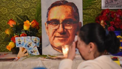 nouvel ordre mondial | L'étoile du jour. Assassiné par la dictature en 1980, l'archevêque du San Salvador a été canonisé