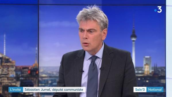 """""""La gauche éclatée façon puzzle inquiète"""" Sébastien Jumel (PCF)"""