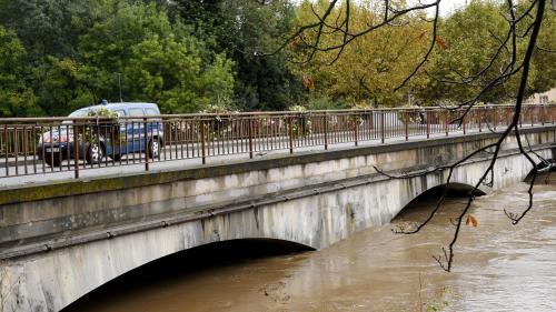Inondations : l'Aude sous les eaux en images
