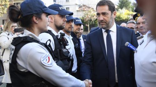 DIRECT. Christophe Castaner occupe déjà le terrain, le nouveau ministre de l'Intérieur rencontre les forces de l'ordre aux Lilas