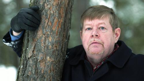 L'écrivain finlandais Arto Paasilinna, auteur du