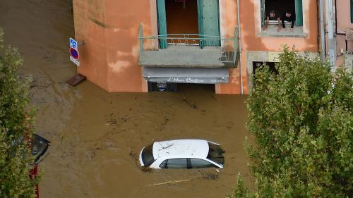Inondations dans l'Aude : des alertes insuffisantes ?