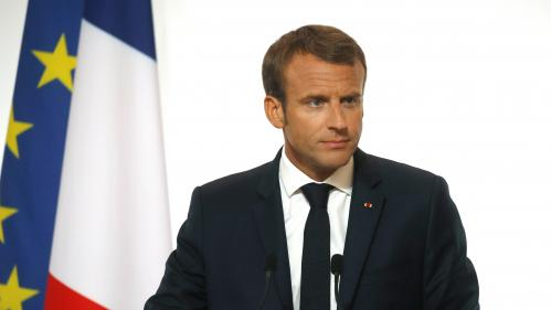 DIRECT. Remaniement : regardez l'allocution d'Emmanuel Macron