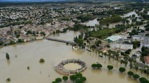 Au lendemain des inondations meurtrières dans l'Aude, écoutez l'édition spéciale de franceinfo en direct de Trèbes