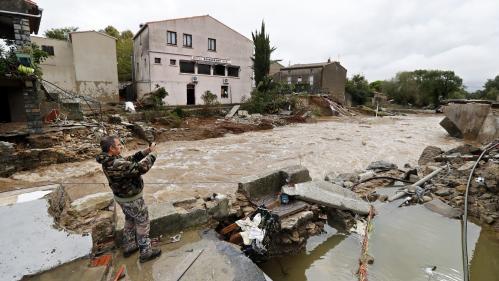 Inondations dans l'Aude : le bilan définitif est de 14 morts