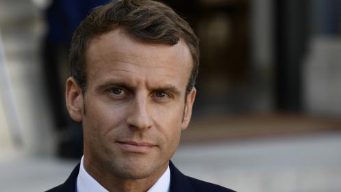 """VIDEO. """"Il n'y a aujourd'hui ni tournant, ni changement de cap"""" : revivez l'allocution d'Emmanuel Macron après le remaniement"""