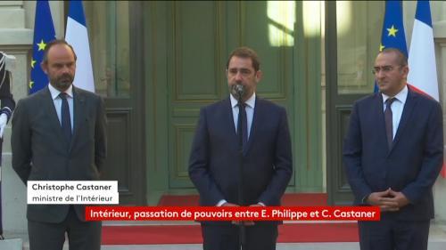 DIRECT. Remaniement : la passation de pouvoirs entre Philippe et Castaner a eu lieu, le nouveau ministre de l'Intérieur est attendu aux Lilas
