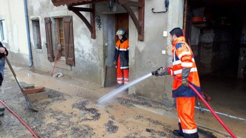 Inondations dans l'Aude : la reconstruction s'annonce longue à Trèbes
