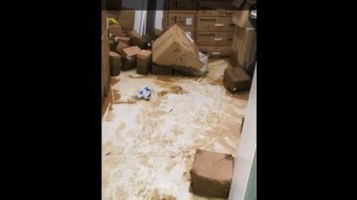 Aude : l'inondation de l'hôpital de Carcassonne soulève des questions